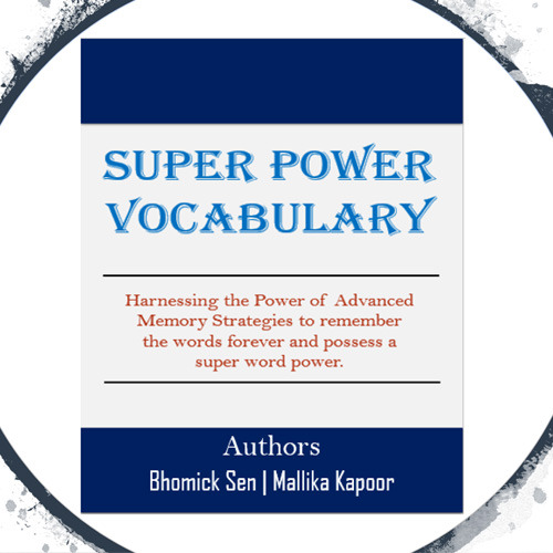 Super Power Vocabulary Book